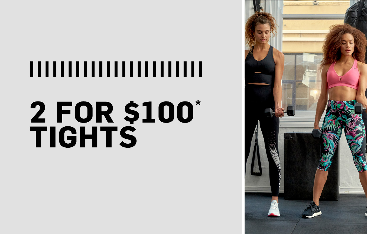 2 for $100 Tights