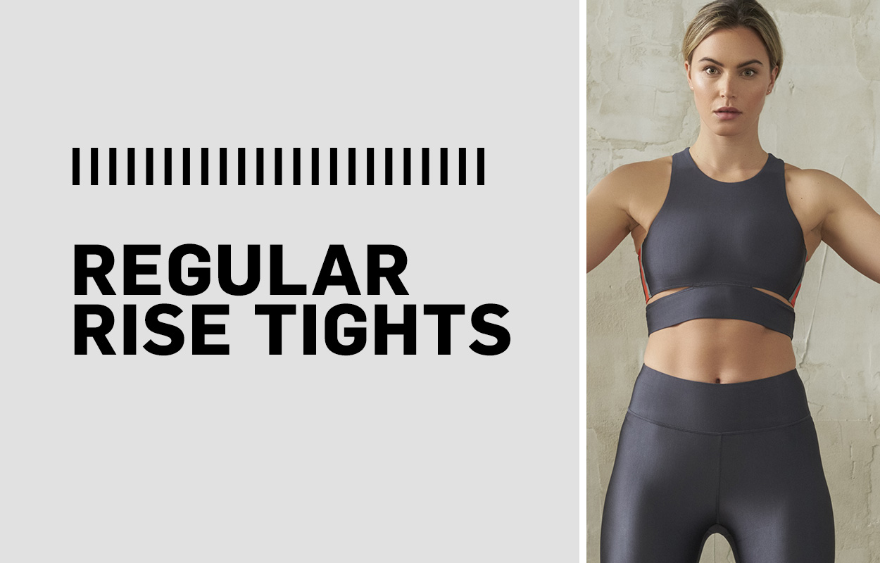 Regular Rise Tights
