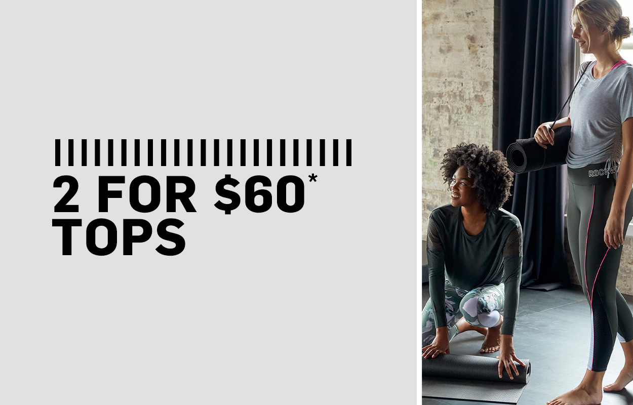 2 for $60 Tops